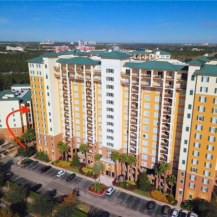 Rent this 3 bed condo on 8101 Resort Village Drive in Orange County, FL 32821