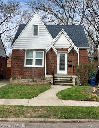 Rent this 4 bed house on 20409 Sheffield Road in Detroit, MI 48221