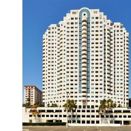 Rent this 2 bed condo on 525 East Seaside Way in Long Beach, CA 90802