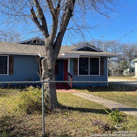 Rent this 4 bed house on 2355 Yantis Street in San Antonio, TX 78237