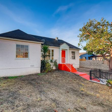 Rent this 2 bed house on Florence St in San Diego, CA