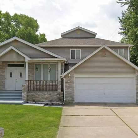 Rent this 4 bed house on Macomb County in MI 48310, USA