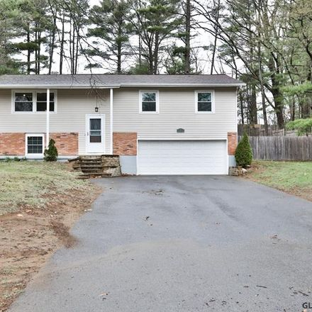 Rent this 3 bed house on 12 Vichy Drive in Milton, NY 12866