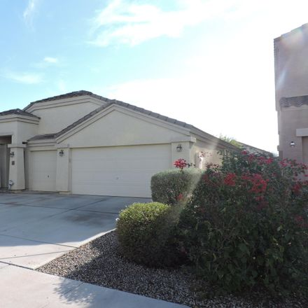Rent this 3 bed house on 37173 W Leonessa Ave in Maricopa, AZ