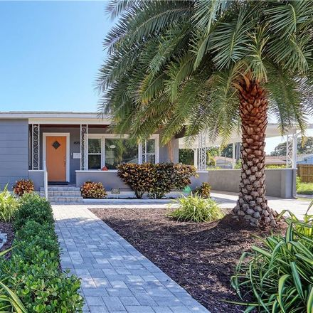 Rent this 2 bed house on 499 38th Street North in Saint Petersburg, FL 33713