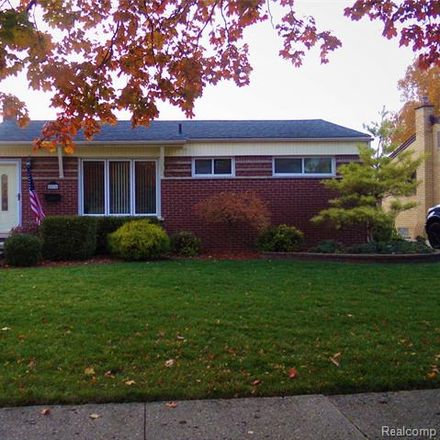 Rent this 3 bed house on 8034 Campbell Street in Taylor, MI 48180