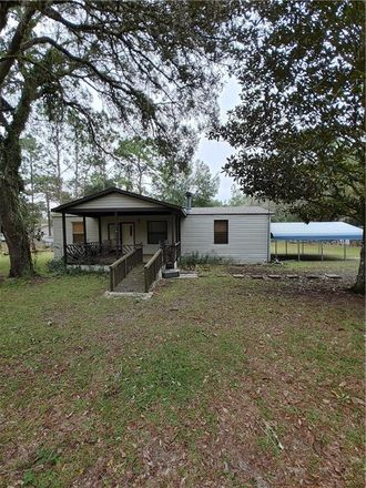Rent this 3 bed house on 26419 Richbarn Road in Brooksville, FL 34601