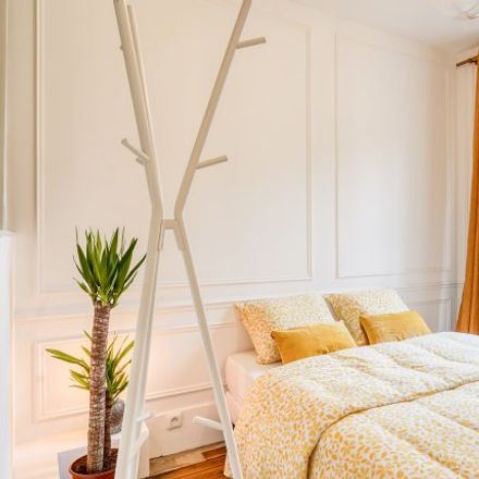 Rent this 1 bed apartment on 2 Rue Génin in 93200 Saint-Denis, France
