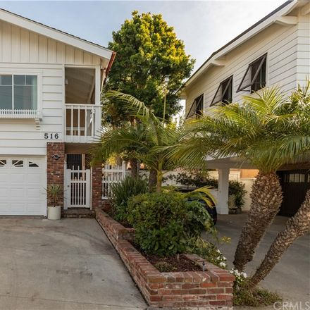 Rent this 4 bed house on 516 14th Street in Manhattan Beach, CA 90266