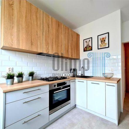 Rent this 2 bed apartment on Leśne Osiedle in 86-010 Koronowo, Poland