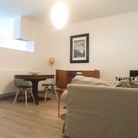 Rent this 1 bed apartment on Rue Jean d'Ardenne - Jean d'Ardennestraat 44A in 1000 Ixelles - Elsene, Belgium