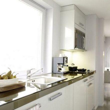 Rent this 1 bed apartment on Binzmühlestrasse 49 in 8050 Zurich, Switzerland