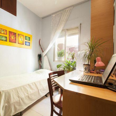 Rent this 3 bed room on Calle Antonio Gómez Galiana in 5, 28039 Madrid