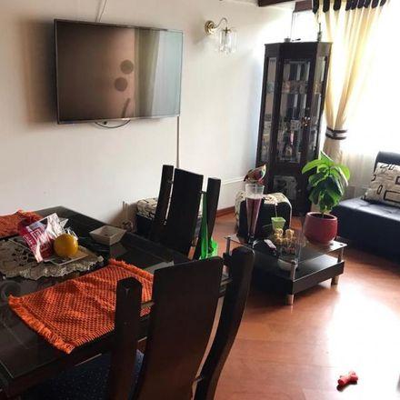 Rent this 3 bed apartment on Carrera 21A in UPZ Los Cedros, 110131 Localidad Usaquén