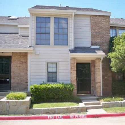 Rent this 2 bed condo on 3635 Garden Brook Drive in Farmers Branch, TX 75234