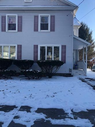 Rent this 3 bed duplex on 333 Roe Avenue in Elmira, NY 14901