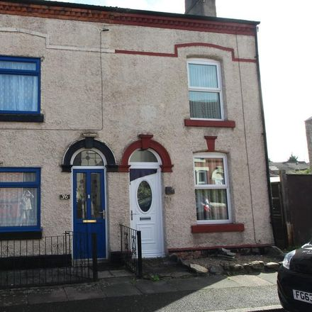 Rent this 2 bed house on 21 Russell Street in Long Eaton NG10 4LU, United Kingdom