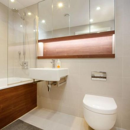 Rent this 2 bed apartment on Drew House in 21 Wharf Street, London SE8 3GE