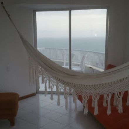 Rent this 1 bed apartment on Calle 47 in Dique, Cartagena