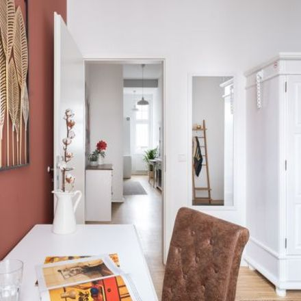 Rent this 5 bed apartment on Sophie-Charlotten-Straße 52 in 14059 Berlin, Germany