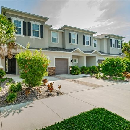 Rent this 3 bed townhouse on 1408 Syrah Drive in Oldsmar, FL 34677