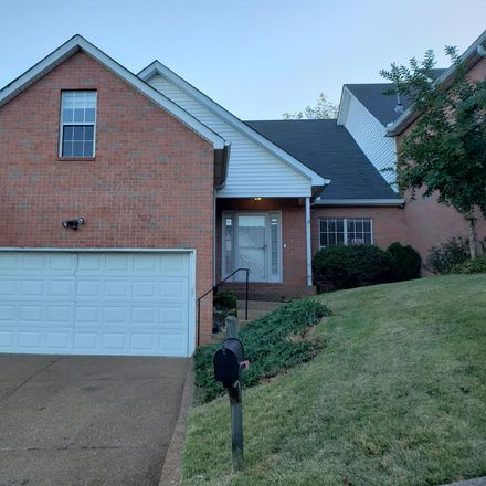 Rent this 3 bed loft on 7039 Mooreland Court in Brentwood, TN 37027