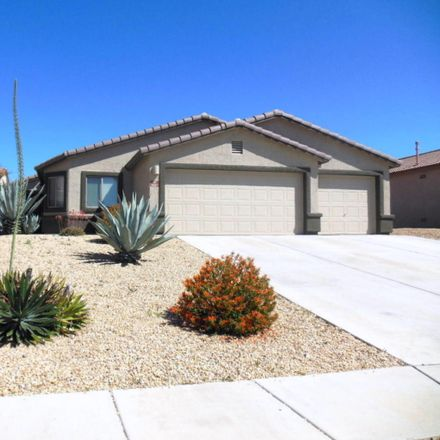 Rent this 4 bed house on 8187 South Camino Serpe in Pima County, AZ 85747