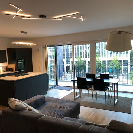 Rent this 3 bed apartment on Wilhelm-Leuschner-Straße 41 in 60329 Frankfurt, Germany