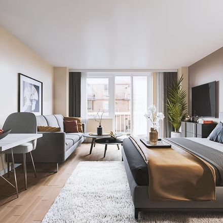 Rent this 0 bed condo on Times Square in 393 West 49th Street, New York