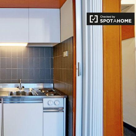 Rent this 0 bed apartment on Via privata Viserba in 20128 Milan Milan, Italy