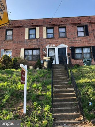 Rent this 2 bed townhouse on 4922 Jay Street Northeast in Washington, DC 20019