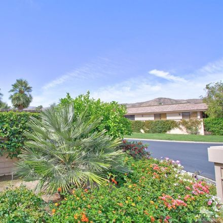 Rent this 3 bed house on 5 Fordham Court in Rancho Mirage, CA 92270