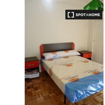 Rent this 4 bed apartment on Parroquia Santa Eugenia in Calle de la Virgen de las Viñas, 17