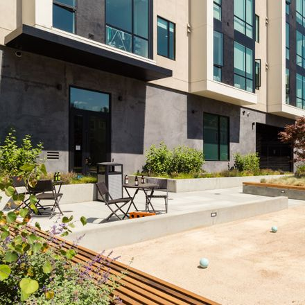 Rent this 1 bed apartment on 1889 Eighth Street in Berkeley, CA 94710