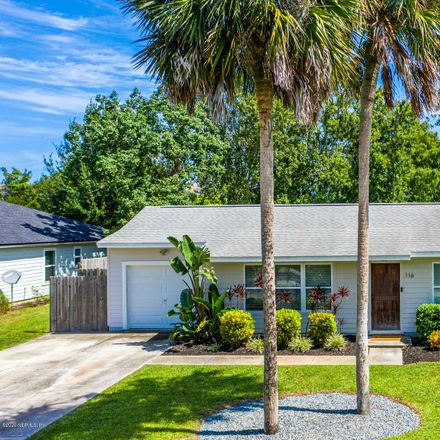 Rent this 4 bed house on 116 Dolphin Boulevard East in Ponte Vedra, FL 32082
