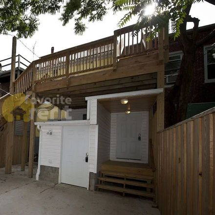 Rent this 2 bed apartment on 3207 Guilford Avenue in Baltimore, MD 21218