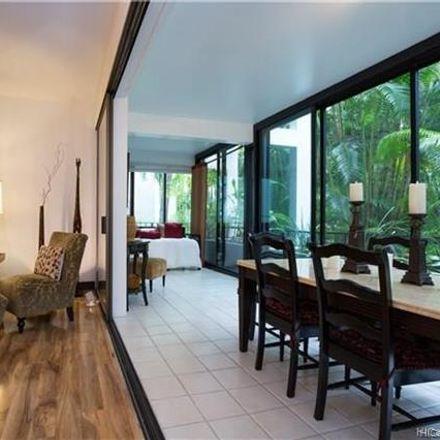 Rent this 2 bed condo on 4999 Kahala Avenue in Honolulu, HI 96816