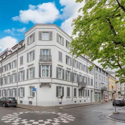 Rent this 1 bed apartment on Gerechtigkeitsgasse 8 in 8022 Zurich, Switzerland