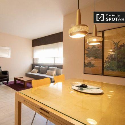 Rent this 1 bed apartment on Calle de la Infanta María Teresa in 17, 28001 Madrid