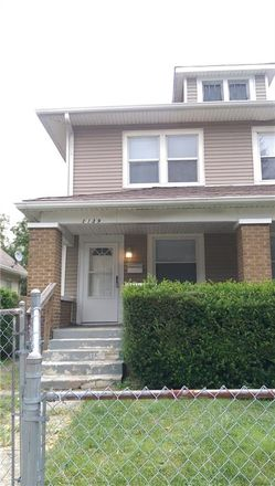 Rent this 3 bed house on 1337 North Tuxedo Street in Indianapolis, IN 46201