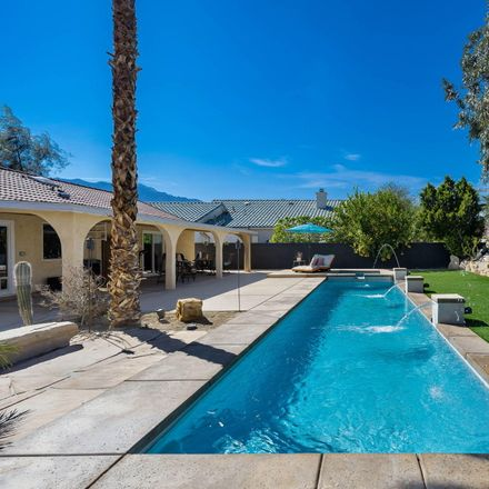 Rent this 2 bed house on Encinitas Rd in Cathedral City, CA