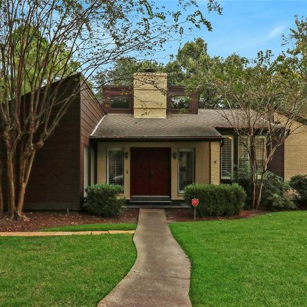 Rent this 4 bed house on 13918 Swiss Hill Drive in Houston, TX 77077