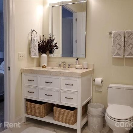 Rent this 1 bed condo on Salon Of Evidence Uptown in 212 South Tryon Street, Charlotte