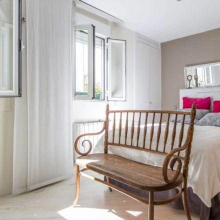 Rent this 1 bed apartment on Calle del Amparo in 94, 28012 Madrid