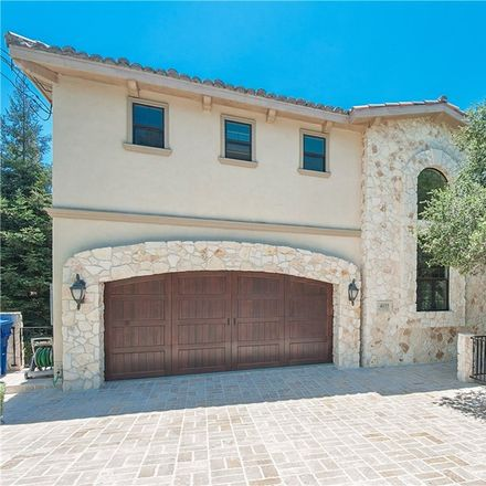 Rent this 4 bed house on 4035 Black Bird Way in Calabasas, CA 91302