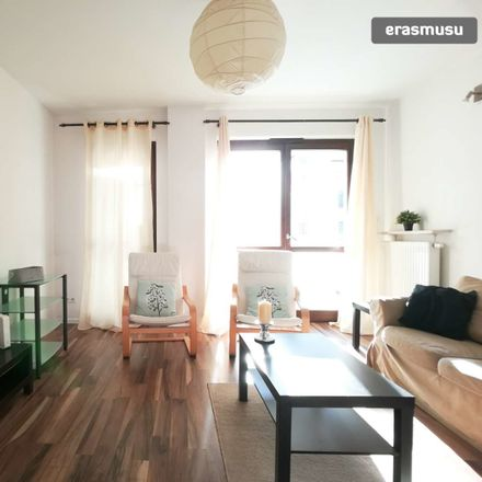 Rent this 1 bed apartment on Giełdowa in 01-213, Warszawa