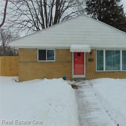 Rent this 3 bed house on 27740 Barrington Street in Madison Heights, MI 48071