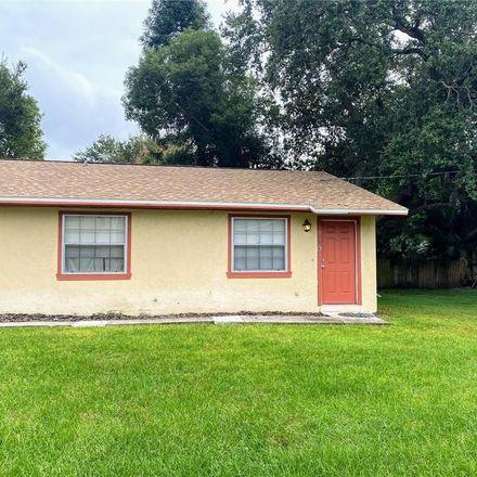 Rent this 2 bed duplex on 808 Van Lieu Street in Kissimmee, FL 34744
