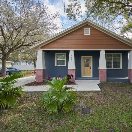 Rent this 3 bed house on 7303 North Orleans Avenue in Tampa, FL 33604