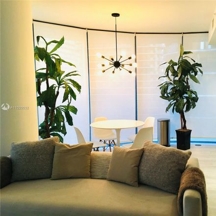 Rent this 2 bed condo on 55 Southwest 9th Street in Miami, FL 33130